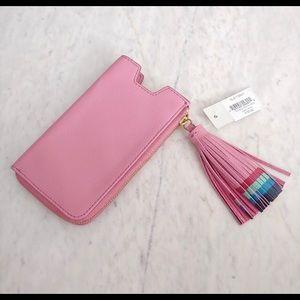 Fossil RFID mini wallet phone case